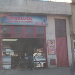 Tomaluck en Bogotá
