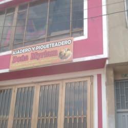 Asadero Y Piqueteadero Doña Myriam en Bogotá