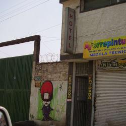 Hotel Calle 17 en Bogotá
