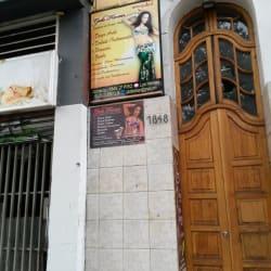 Academia Gada Kanaan en Santiago