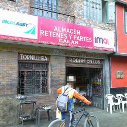 Almacén Retenes y Partes Galán  en Bogotá