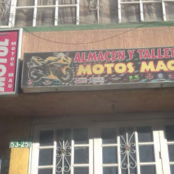 Almacen y Taller Motos Mao en Bogotá