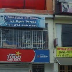 Arreglo De Ropa La Aguja Dorada en Bogotá