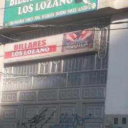 Billares Los Lozano en Bogotá