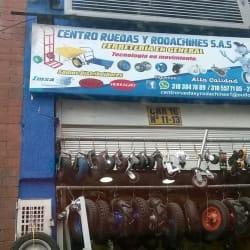 Centro Ruedas y Rodachines S.A.S en Bogotá