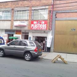 Un Mundo en plasticos en Bogotá