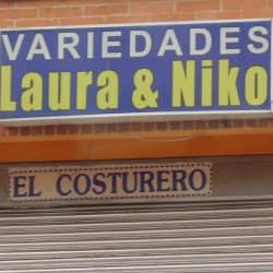 Variedades Laura y Niko en Bogotá