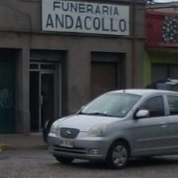 Funeraria Andacollo  en Santiago