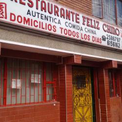 Restaurante Feliz Chino en Bogotá