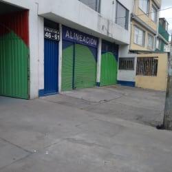 Alineacion  en Bogotá