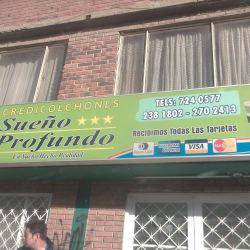 Credicolchones Sueño Profundo en Bogotá