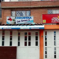 Cremavena las Torres G en Bogotá