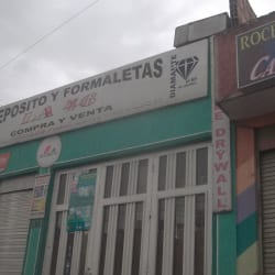 Depósito y Formaletas la 46 en Bogotá