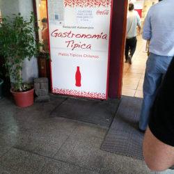 Gastronomía Típica en Santiago