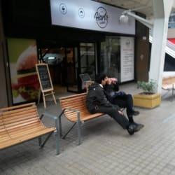 Harto Sandwich en Santiago
