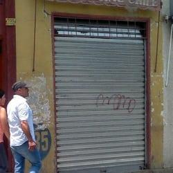 Comercial Chile en Santiago