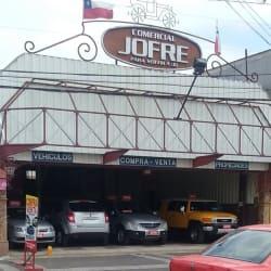Comercial Jofre - Serrano en Santiago