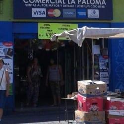 Comercial La Paloma en Santiago