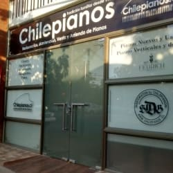 Chile Pianos en Santiago