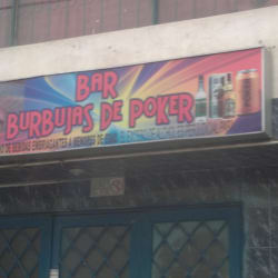 Bar Burbujas De Poker en Bogotá