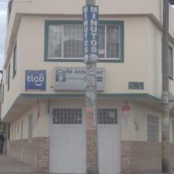 Cafe Internet Blanco y Negro en Bogotá