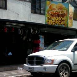 El Bajón Tropical  en Santiago