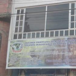Iglesia Cristiana de Restauracion Fuente Inagotable de Vida Eterna en Bogotá