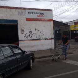 Mecanicos & Cia  en Bogotá