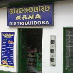 Cereales Nana  en Bogotá