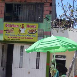 Chicken Bost en Bogotá