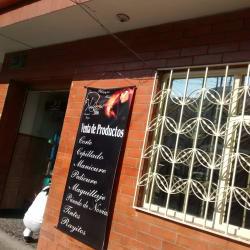 Naber Stylos en Bogotá