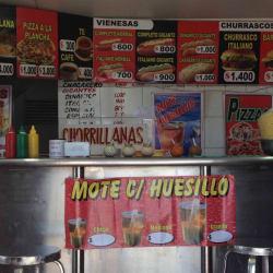 Comida Rápida Abrigo's 2 en Santiago
