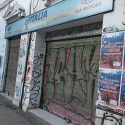 Fitalia Vehículos en Santiago