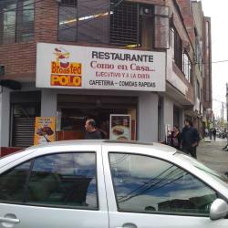 Restaurante Como en Casa en Bogotá