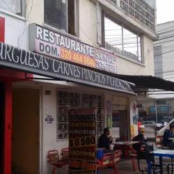 Restaurante Don Sanda  en Bogotá