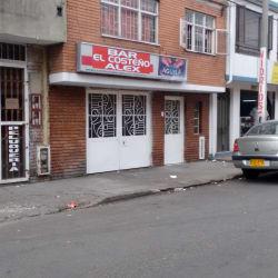 Bar El Costeño de Alex en Bogotá