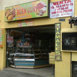 Panadería El Buen Gusto Calle 79  en Bogotá