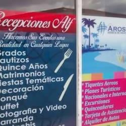 Salón de Recepciones Alf en Bogotá