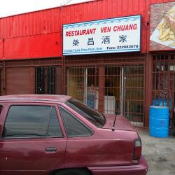 Restaurant Wenchu en Santiago