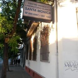 Centro Médico Santa Monica en Santiago