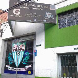La Catedral del 20 Futbol 5 en Bogotá