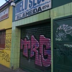 Hielo Seco Alameda Santa Gemita en Santiago