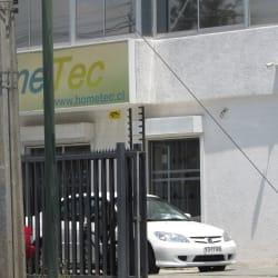 Hometec Electrónica en Santiago