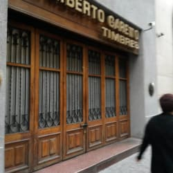Humberto Gareto Timbres en Santiago