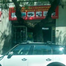 Importadora Caifu en Santiago