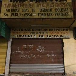 Imprenta San Pablo en Santiago