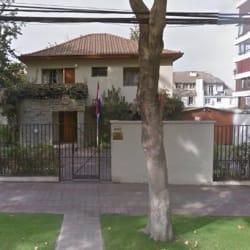 Embajada de Paraguay en Santiago
