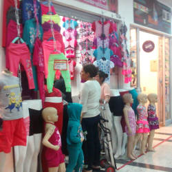 Moda Infantil Isidora Girls en Santiago