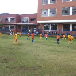 Escuela de Fútbol Boavista en Bogotá