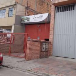 Zanetti Muebles en Cuero en Bogotá